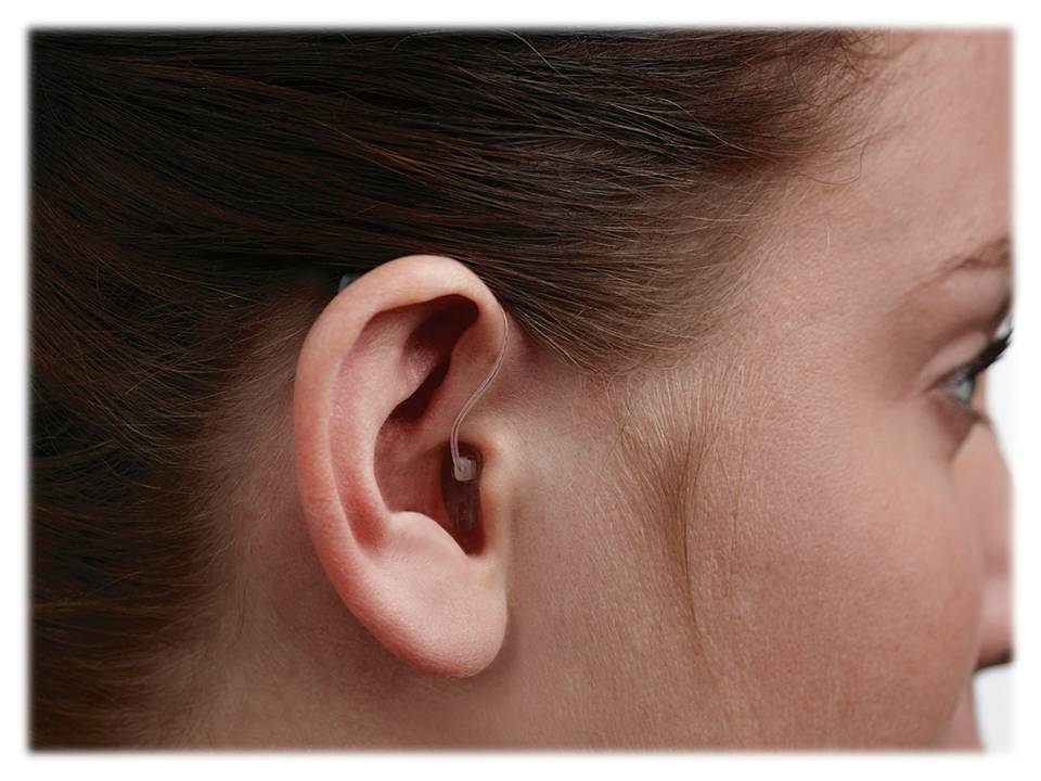 Latest Hearing Aids. In the ear canal hearing aids