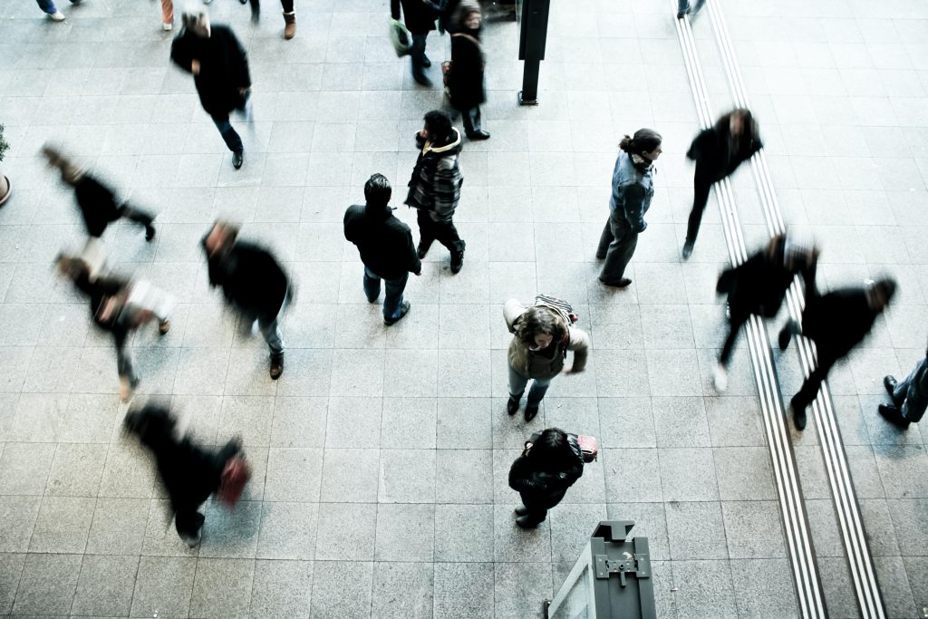 Is it Possible to Reverse Hearing Loss? many people walking on the street