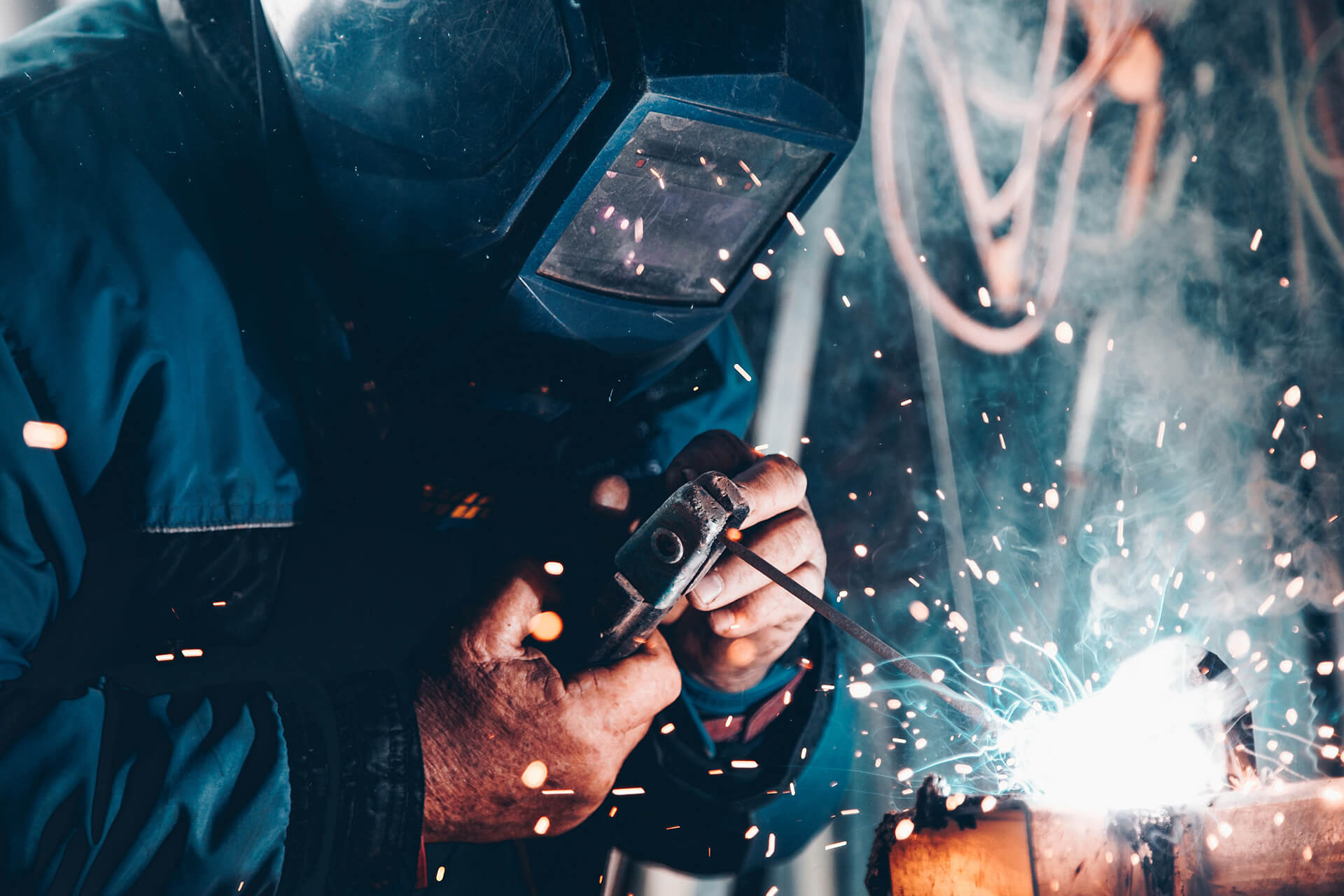Welding Work and its effect on the Hearing Loss