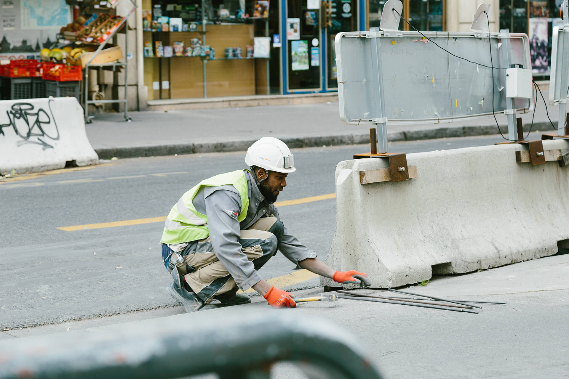 Occupational Noise Exposure Among Road Construction Workers