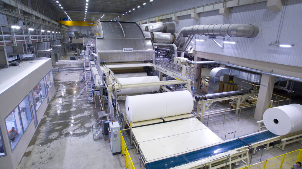 Paper Making Industry - Hearing Loss and Industrial Deafness