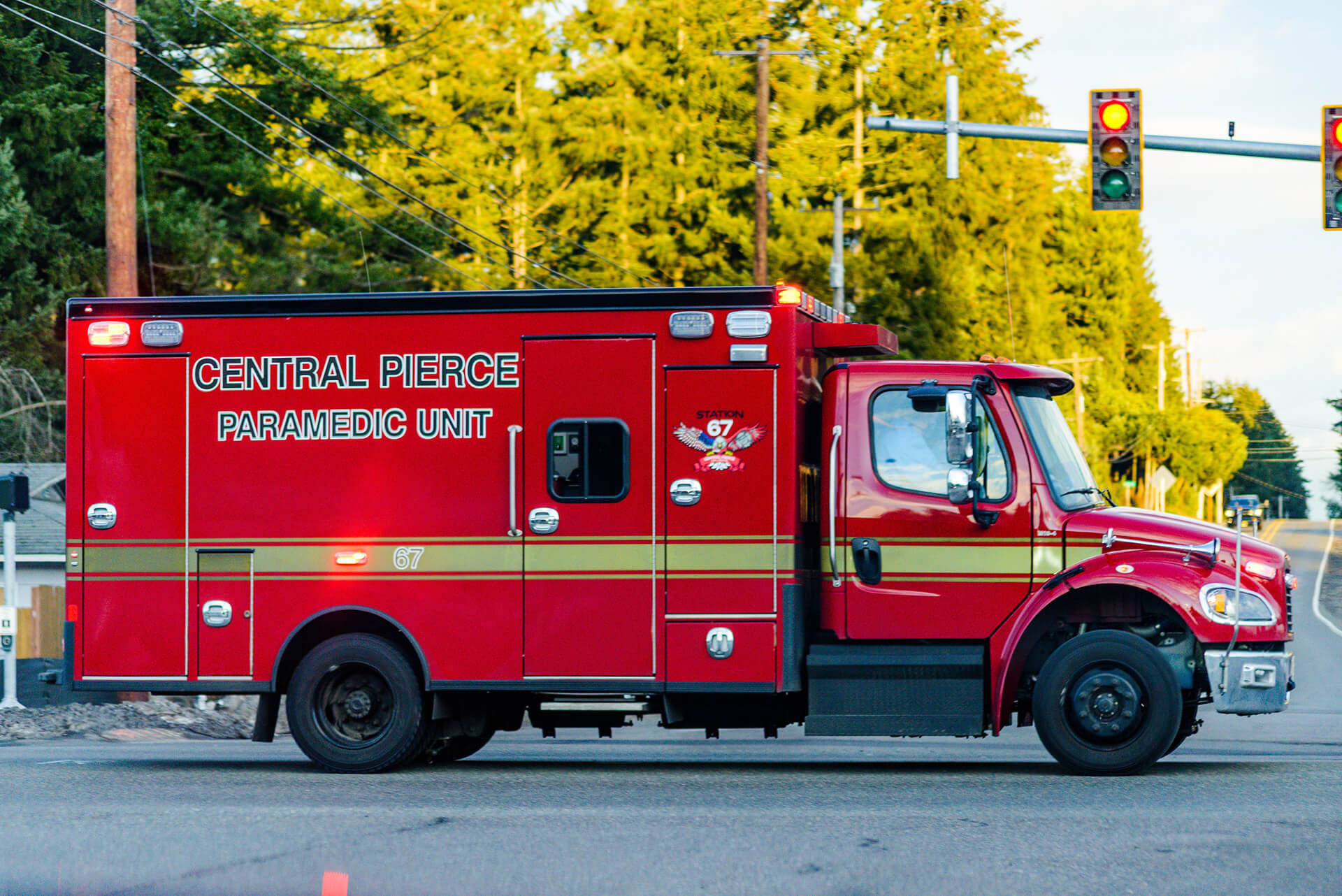 Effects of Noise in Ambulance Vehicles – Occupational Health and Safety