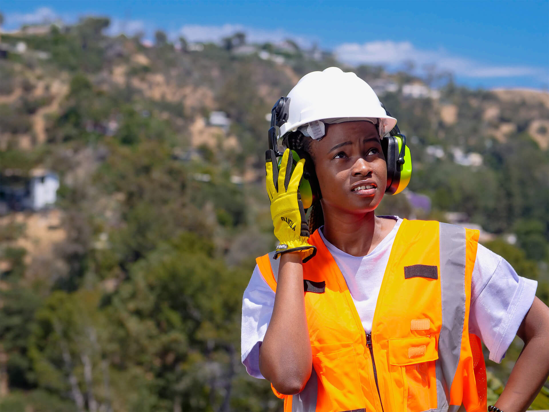 What professions can cause hearing loss?