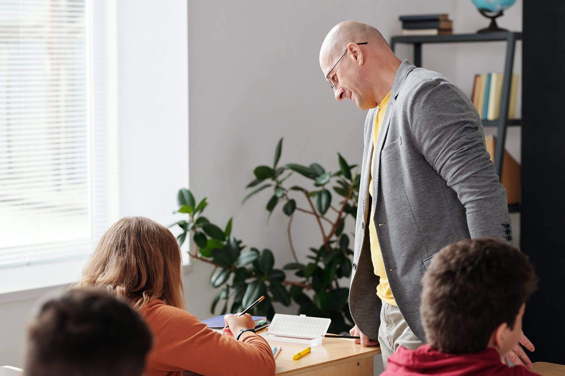 Noise and how it affects teachers well-being and health
